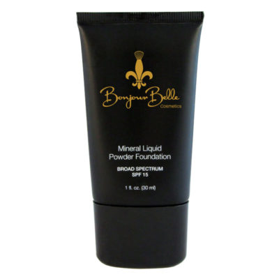 Bonjour Belle Mineral Liquid Powder Foundation