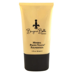 Bonjour Belle Mineral Photo Touch Foundation